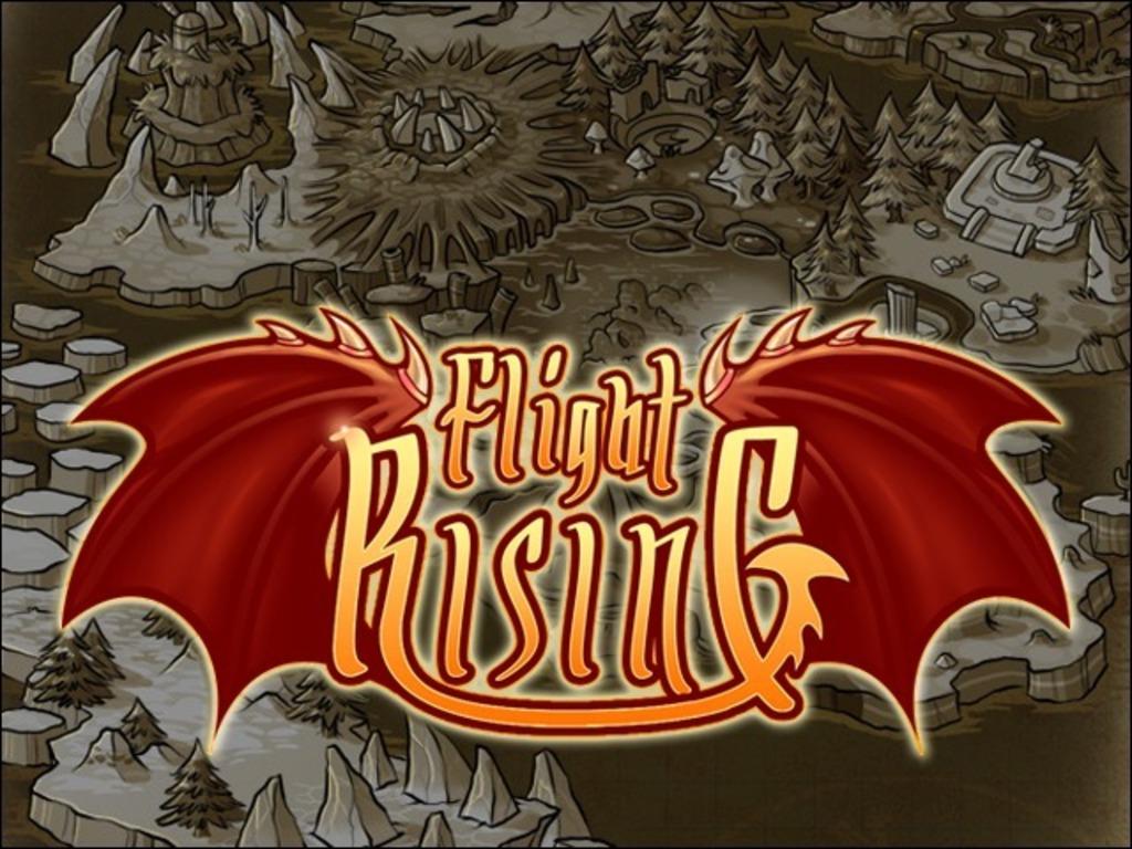 Flight Rising's video poster