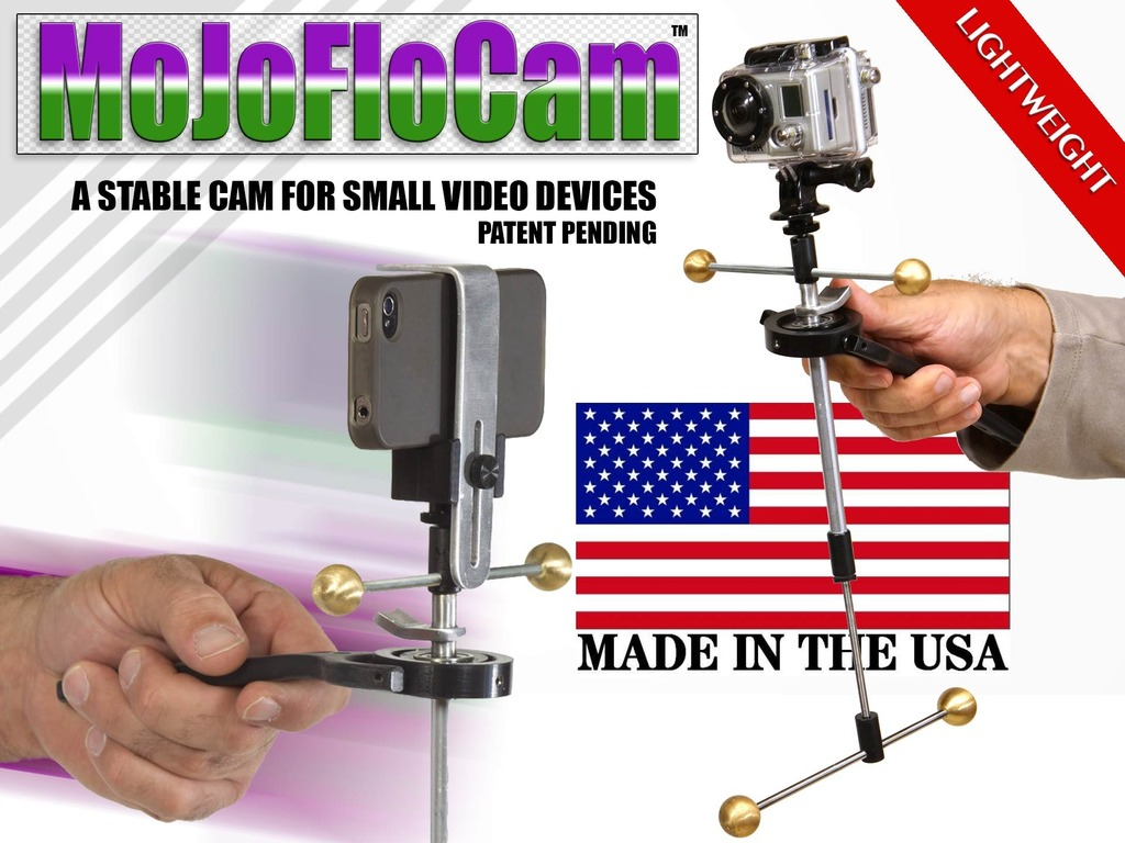 MojofloCam™ a Video StableCam for Small Devices's video poster