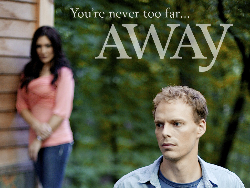 """Christian faith-based feature film - """"Away""""'s video poster"""