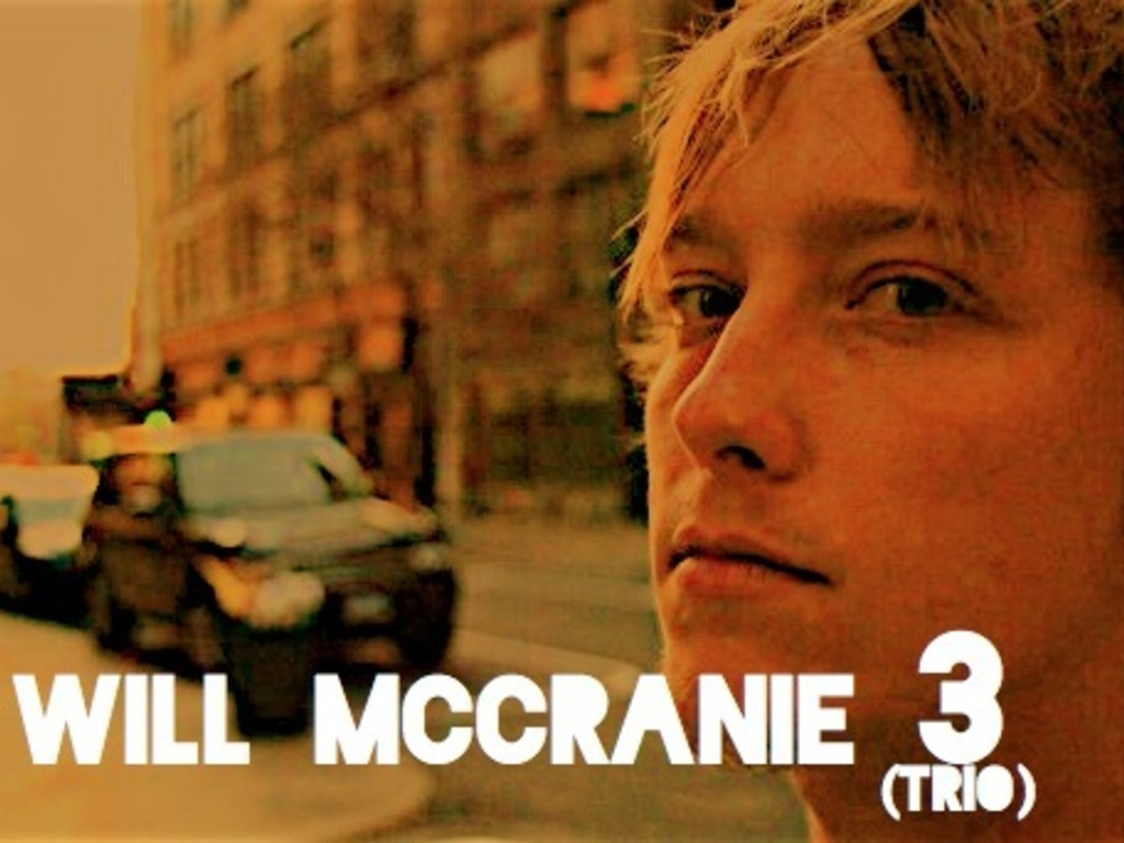 Let's make a Will McCranie Trio EP!'s video poster