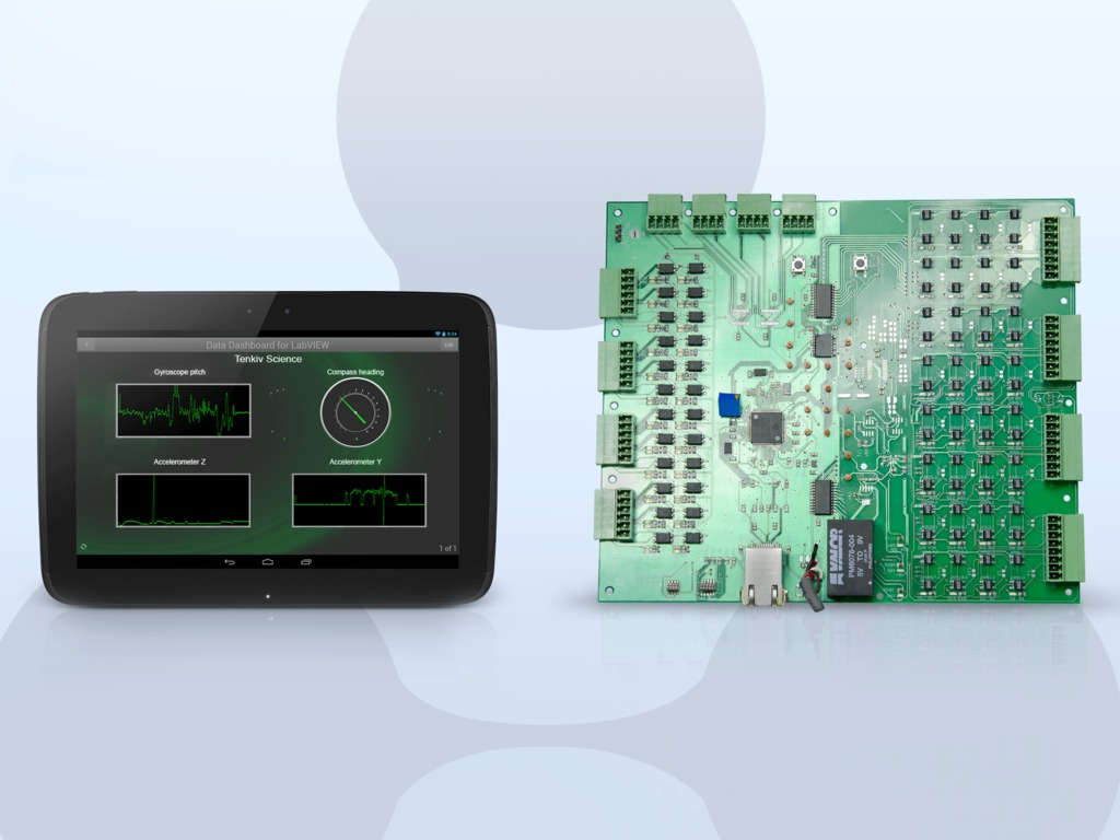 Tekdaqc - robust, precise data acquisition and control.'s video poster