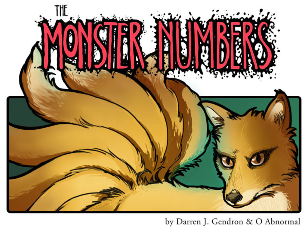 The Monster Numbers Book's video poster