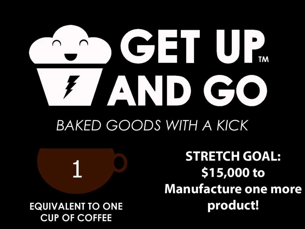 Get Up and Go: Naturally Caffeinated Baked Goods's video poster