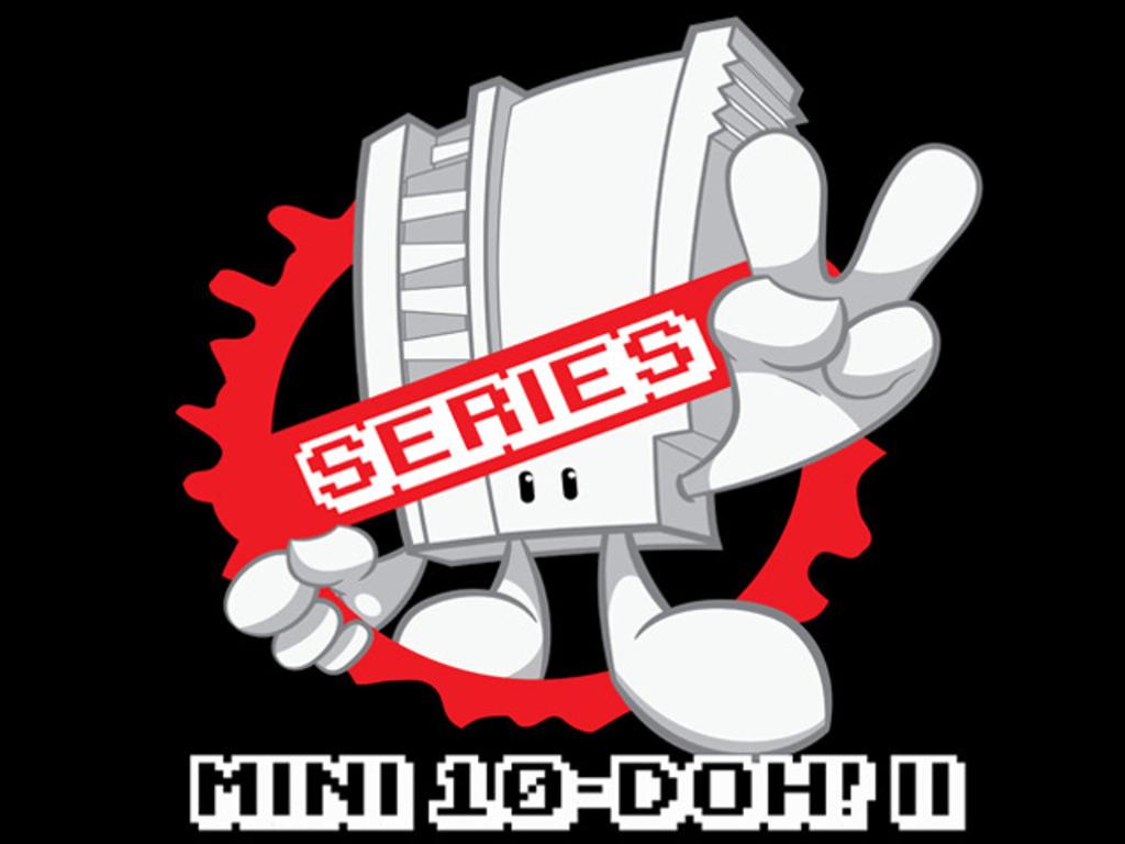 Mini 10-Doh! Series2's video poster