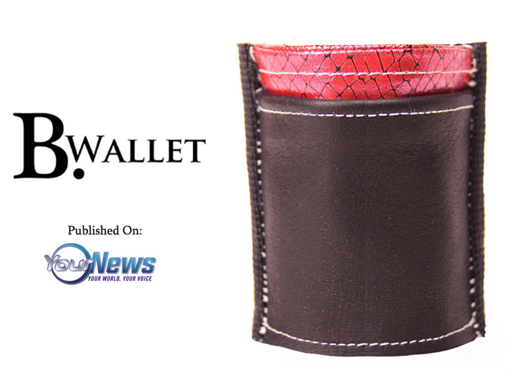 "A ""B Wallet"" - The Stylish Minimalist Wallet!'s video poster"