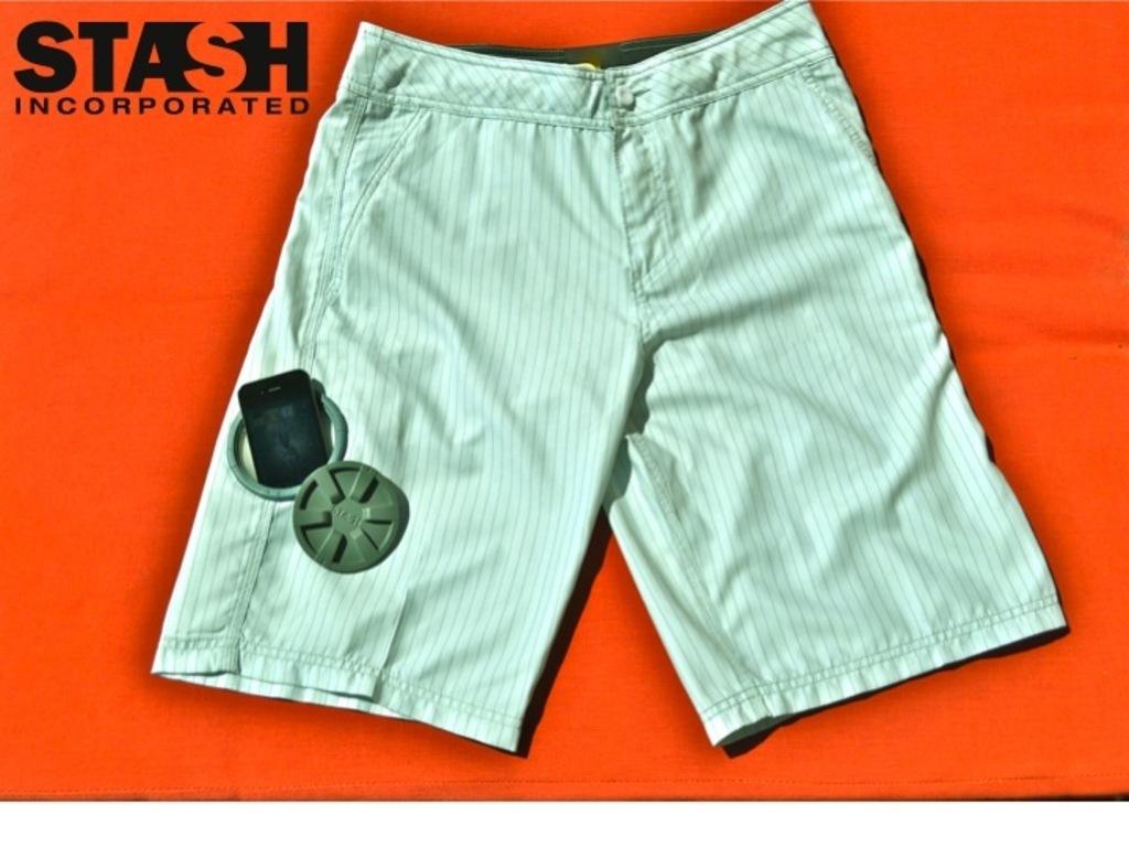 Stash Waterproof Pocket Shorts's video poster