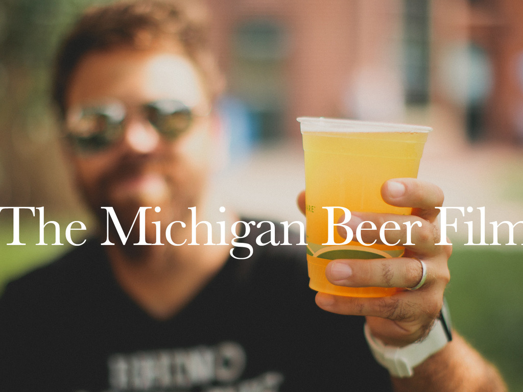 The Michigan Beer Film's video poster