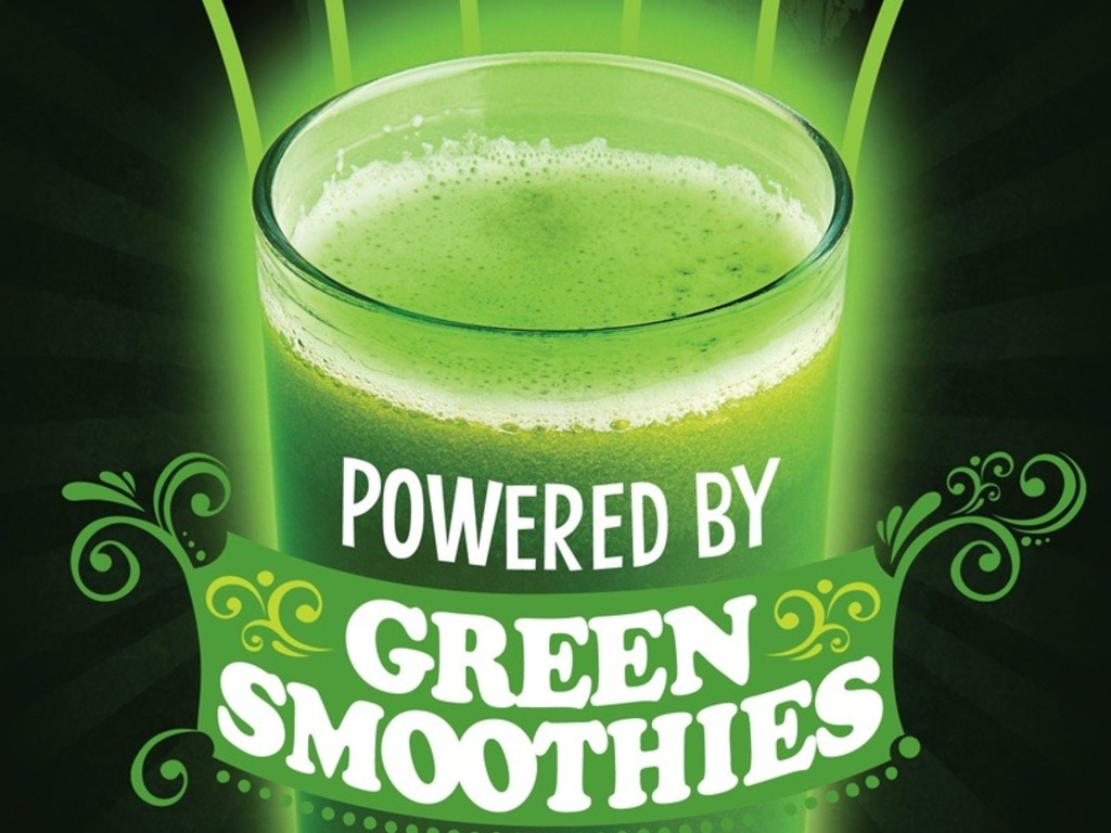 Powered By Green Smoothies (full length documentary)'s video poster