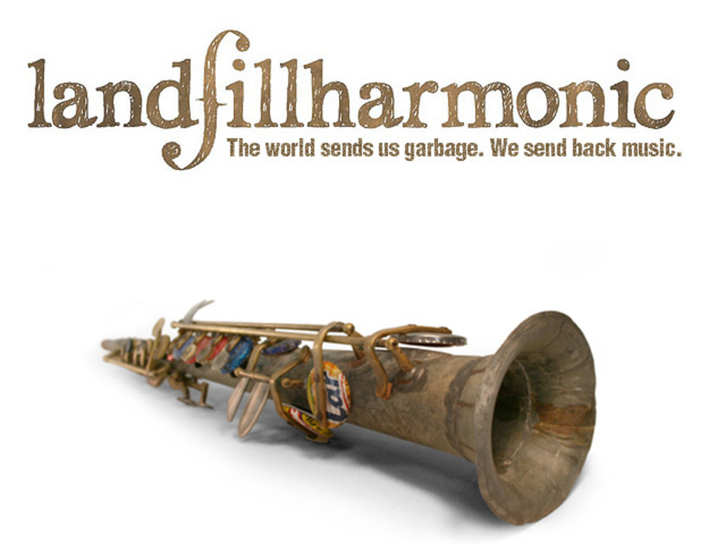 LANDFILL HARMONIC: Inspiring dreams one note at a time!'s video poster