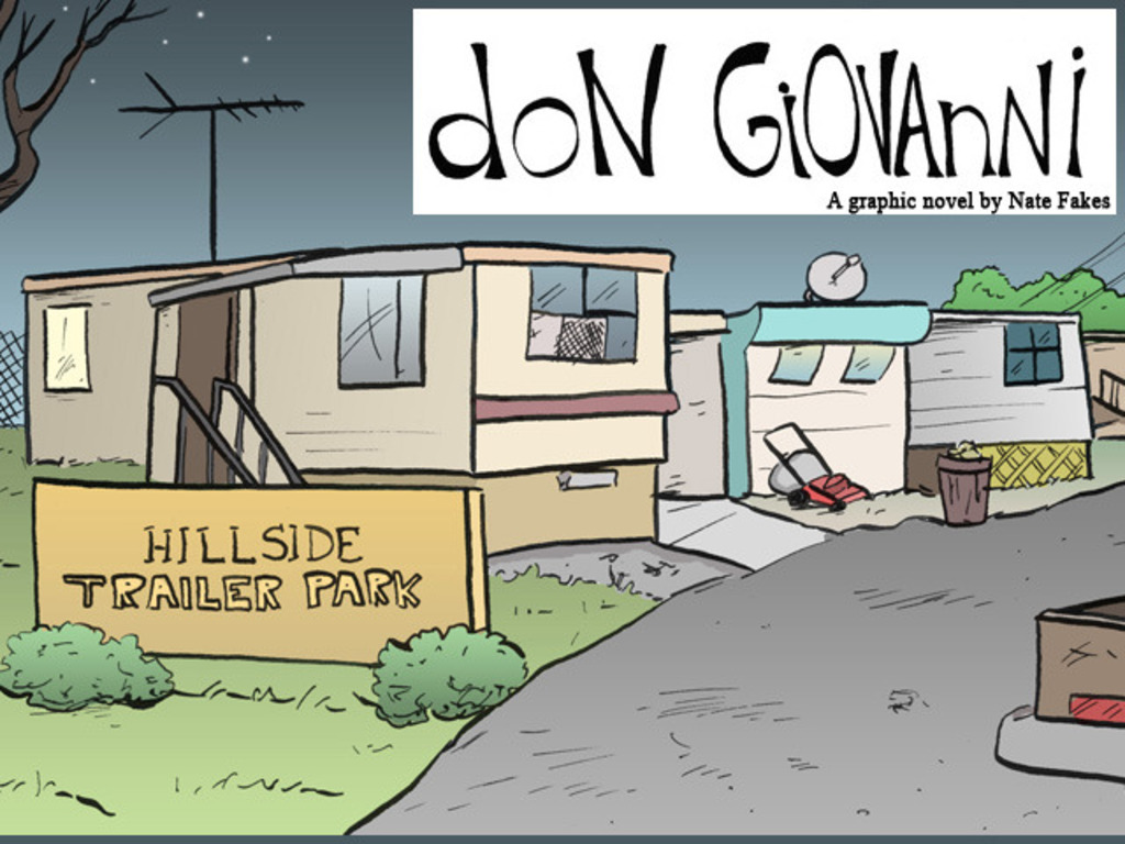 Don Giovanni - A modern trailer park story's video poster
