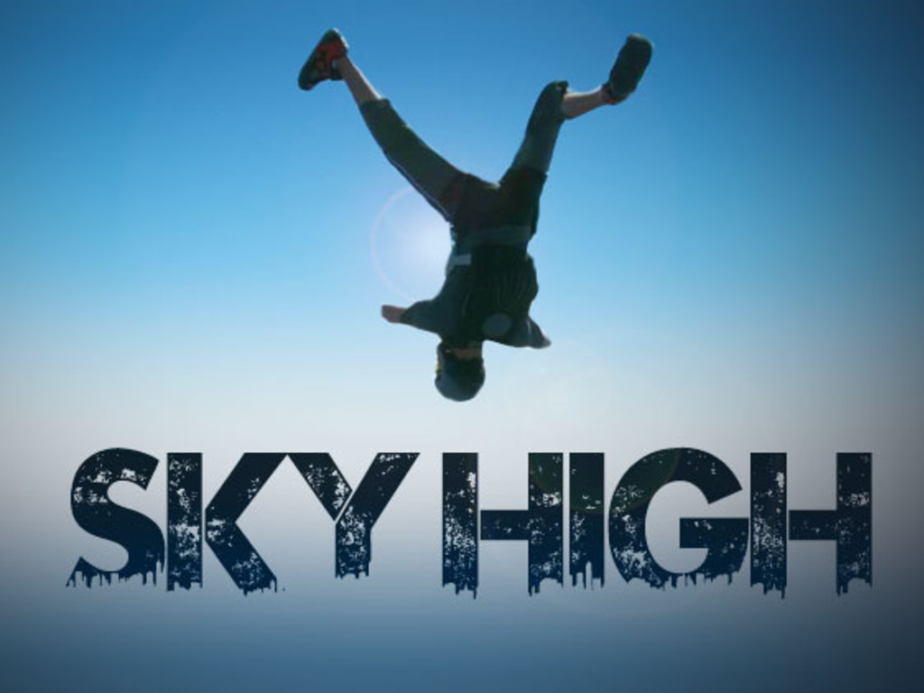 Sky High - An original documentary's video poster