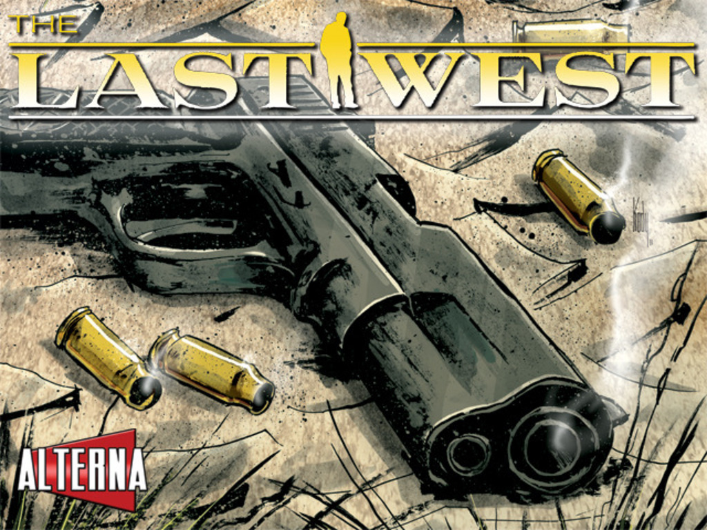 The Last West: A 220-page original graphic novel (Canceled)'s video poster
