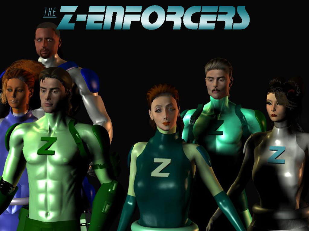 The Z-Enforcers's video poster