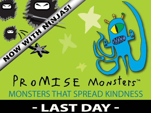 Spread Kindness with USA Made Stuffed Monsters by Michael and Erin Bogan Kickstarter