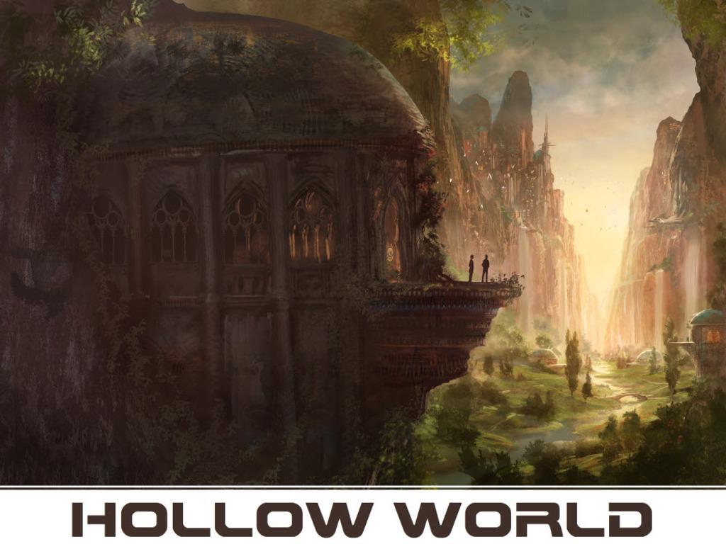 Hollow World: A novel by Michael J. Sullivan's video poster