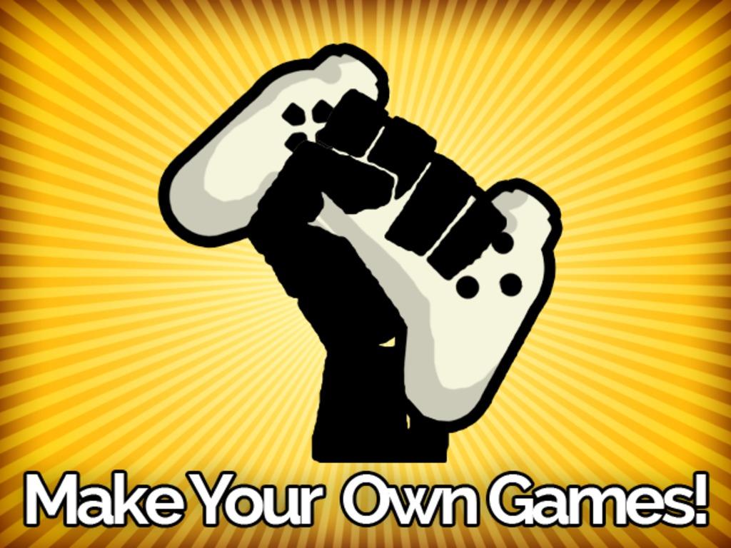 Gameleon - Sandbox Game Making For Everyone!'s video poster