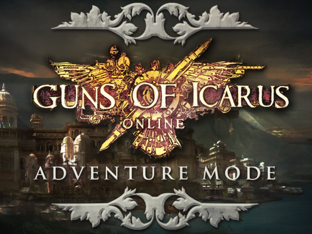 Guns of Icarus Online—Adventure Mode's video poster
