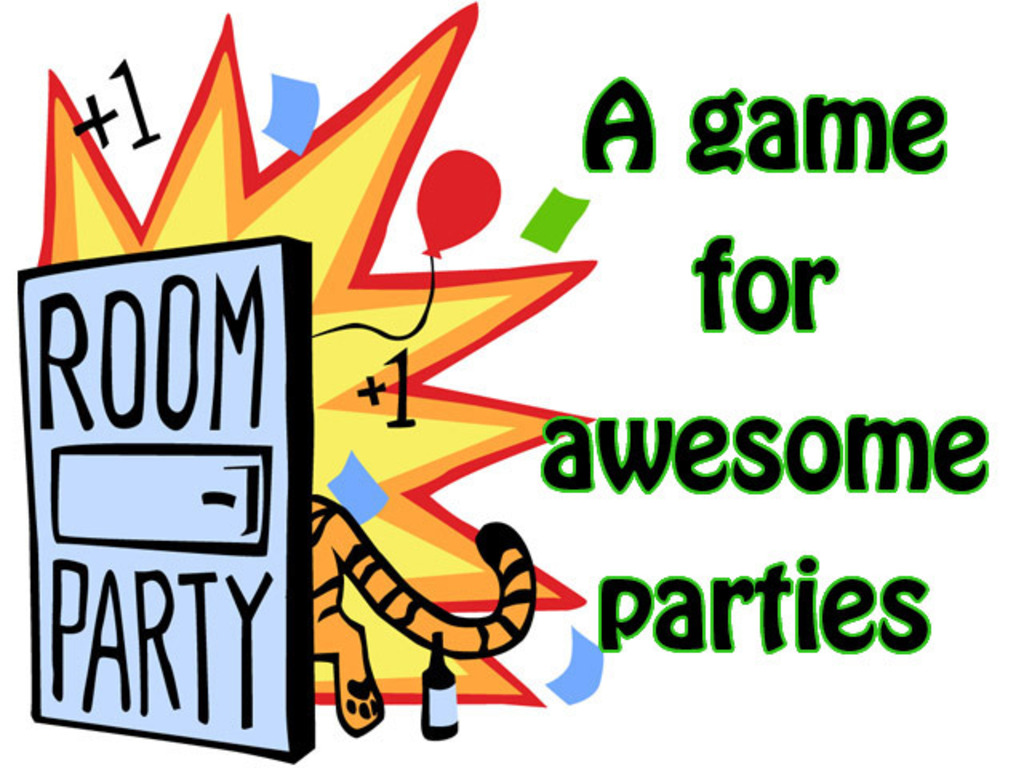 Room Party: The GAME!'s video poster