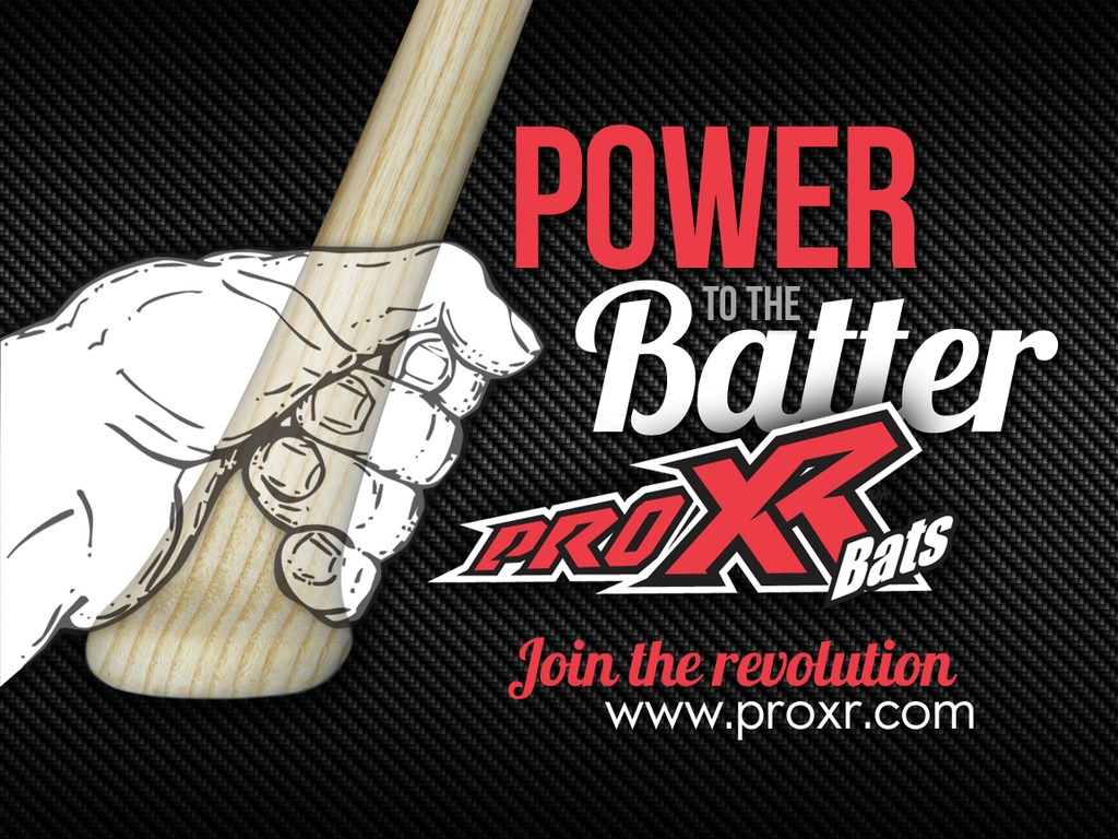 ProXR - Testing The Ergonomically Correct Baseball Bat's video poster