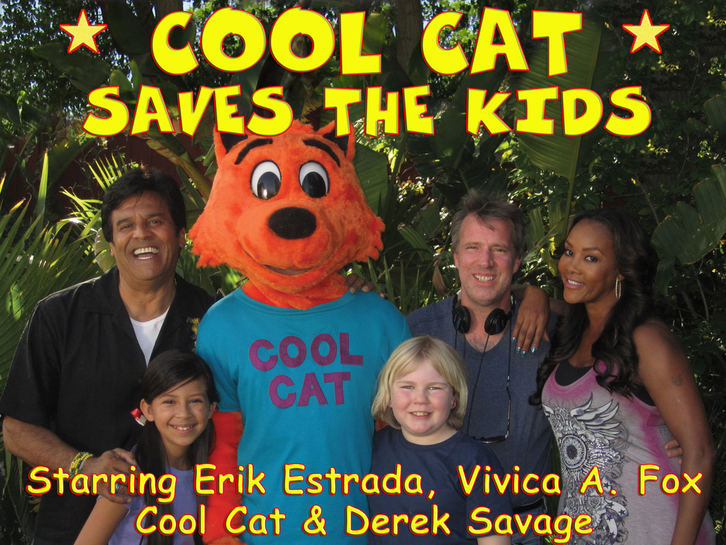 Cool Cat Saves the Kids (Canceled)'s video poster
