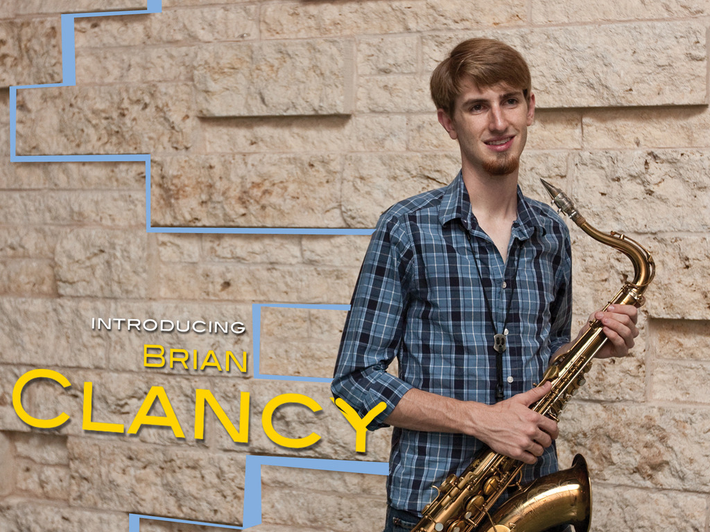 """Introducing Brian Clancy"" - Debut Album's video poster"