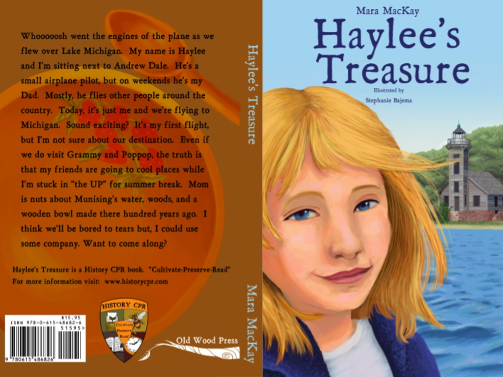 Haylee's Treasure & History CPR-Cultivate-Preserve-Read!'s video poster