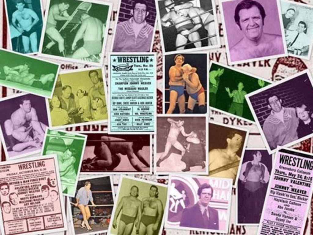Jim Crockett Promotions Documentary's video poster