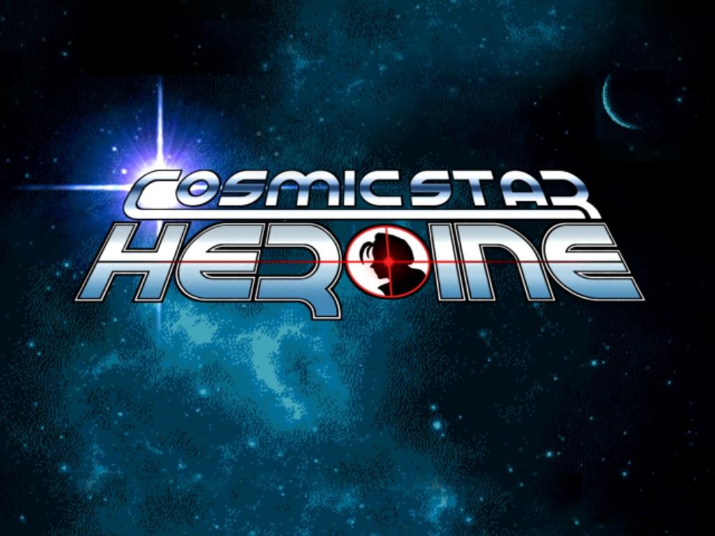 Cosmic Star Heroine (Sci-Fi/Spy RPG) for PC/Mac/PS4/Vita's video poster