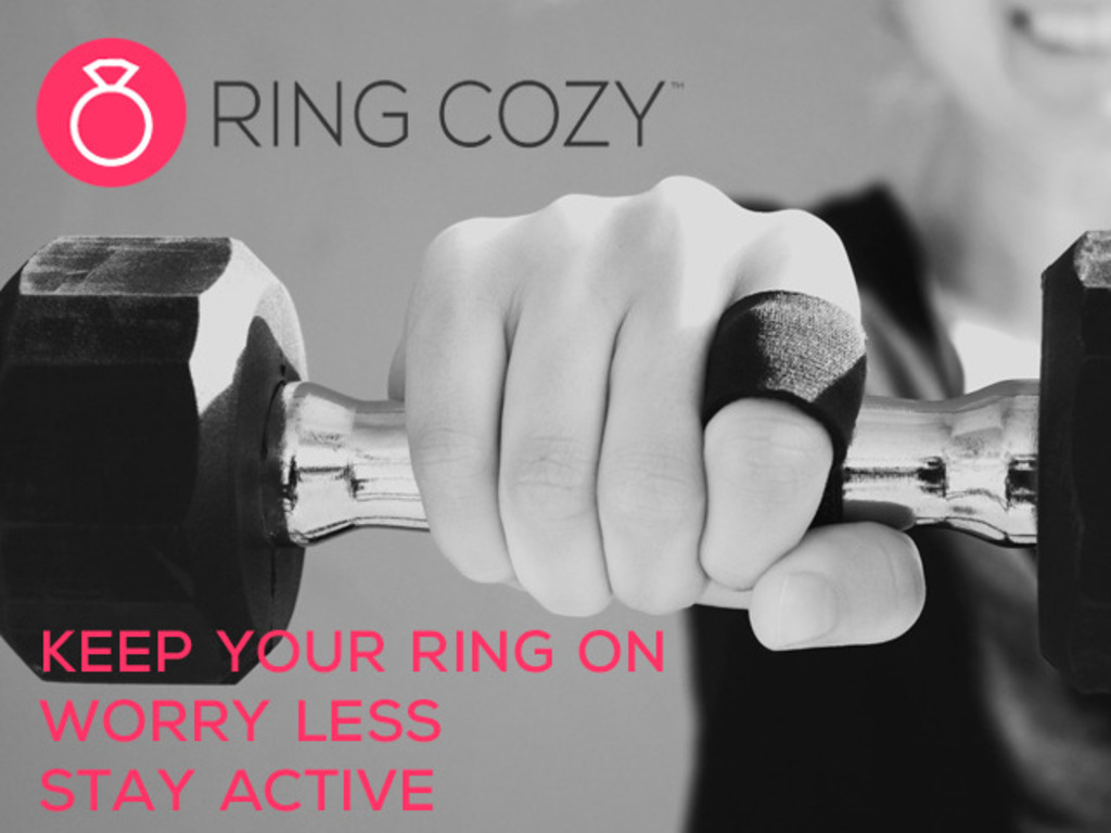 PUT A RING COZY ON IT's video poster