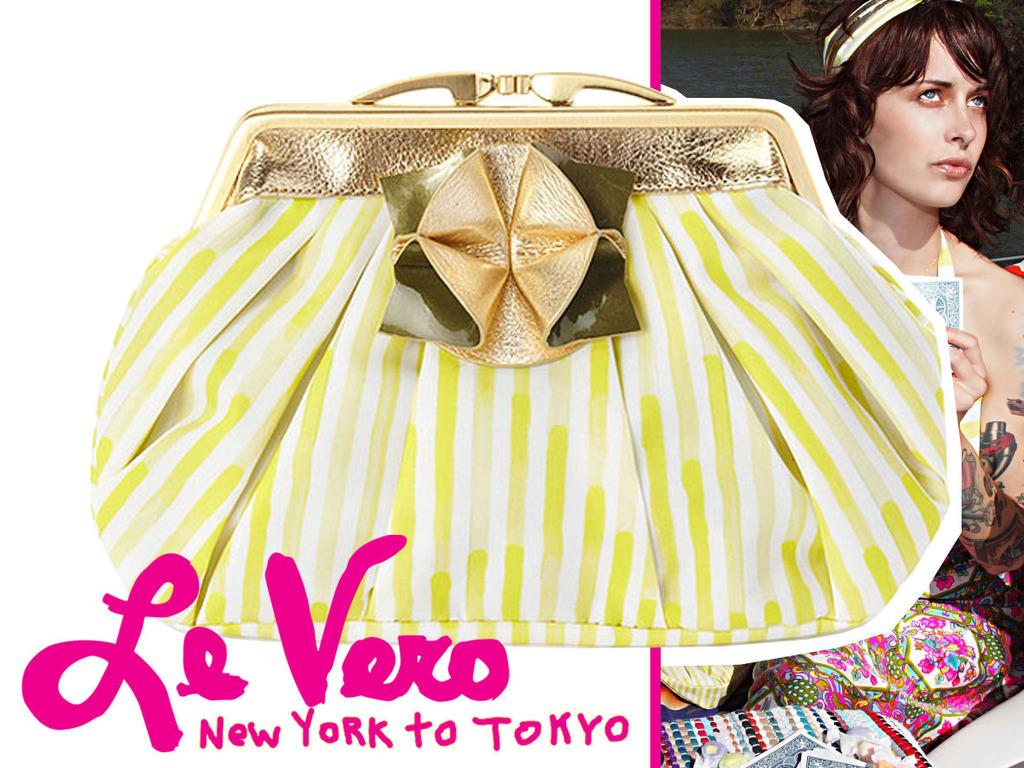 Le Vero Tokyo's video poster