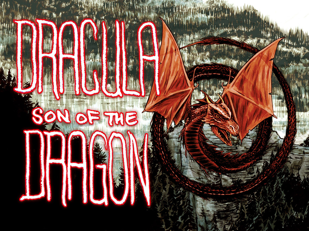 Dracula: Son of the Dragon's video poster