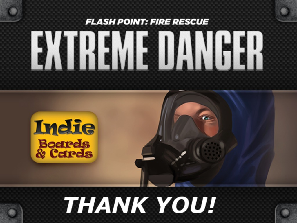 Flash Point: Fire Rescue - Extreme Danger's video poster