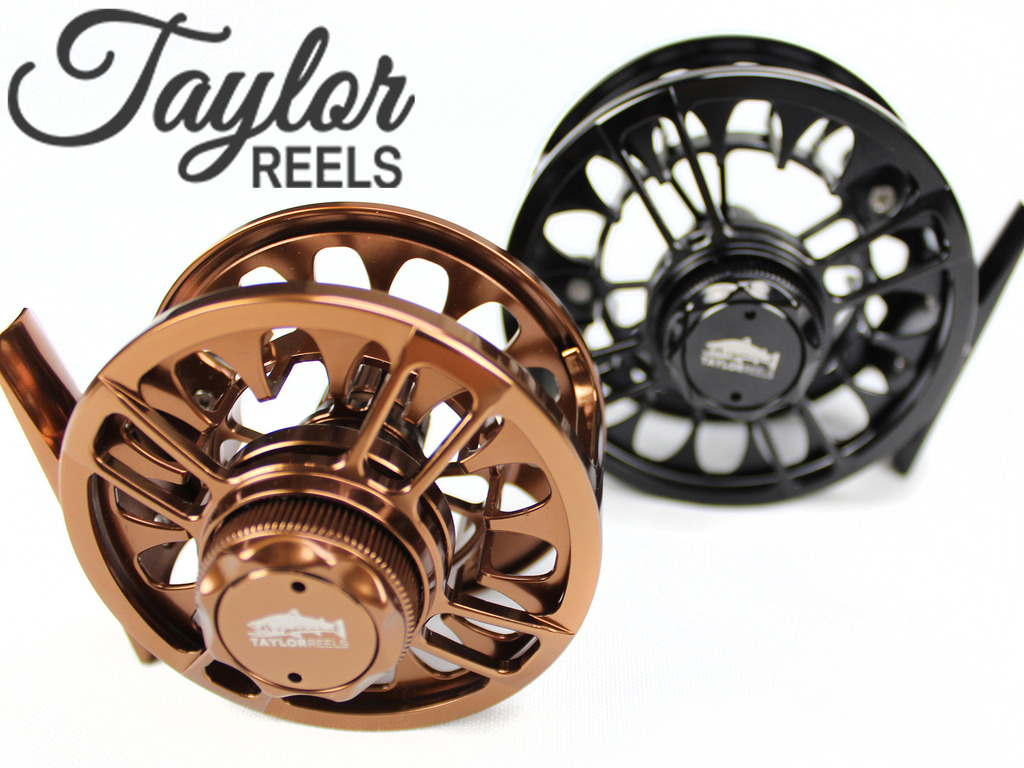 Taylor Reels: Quality Affordable Fly Fishing Reels's video poster