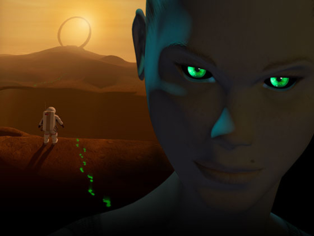 Lifeless Planet: A New Cinematic Sci-Fi Adventure Game's video poster