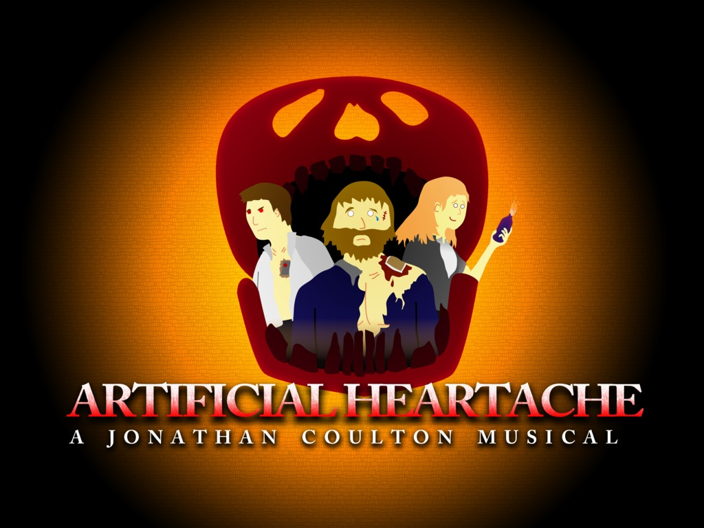 Artificial Heartache: A Jonathan Coulton Musical Film's video poster