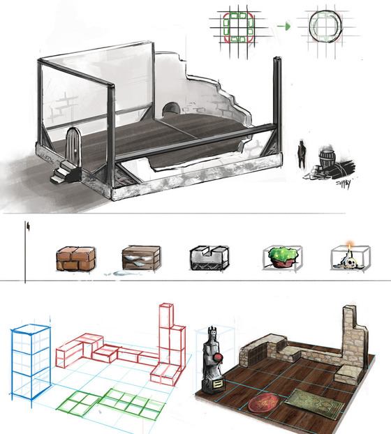 CU - Housing à la minecraft et 1er stress test ! Image-243780-full