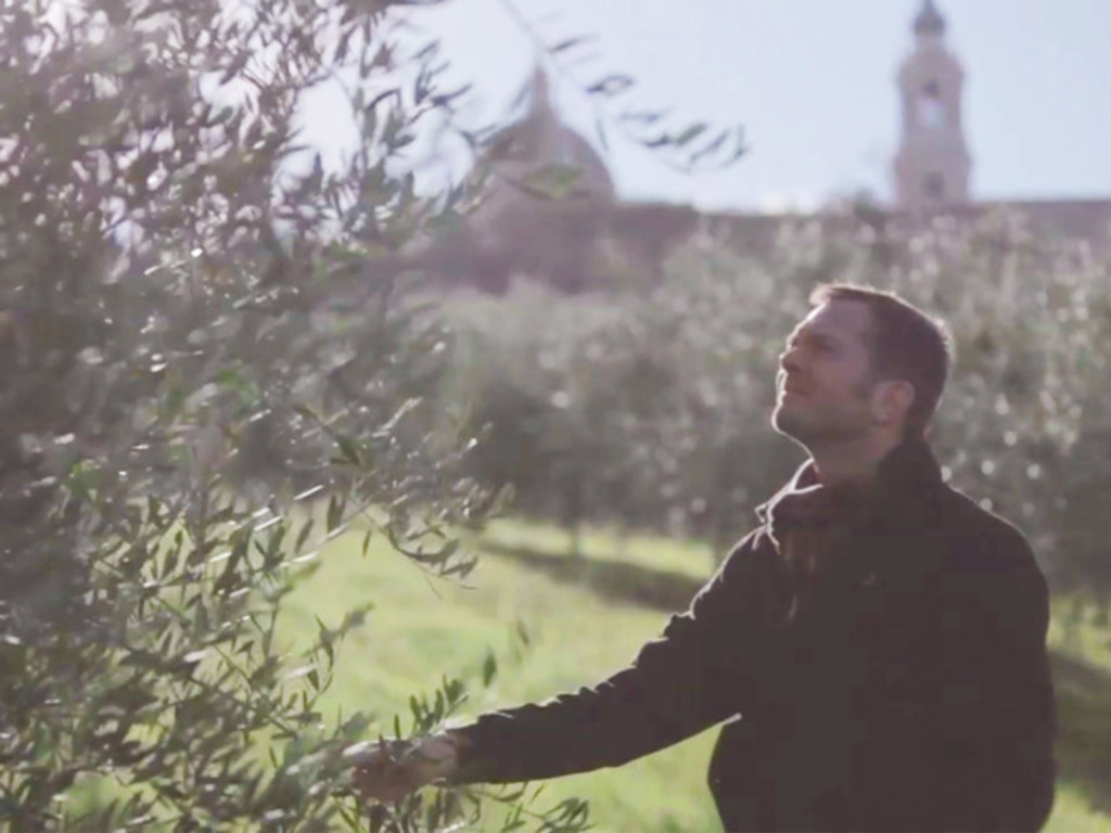 THE RAW AND THE COOKED: The World's Best Olive Oil Cook Book's video poster
