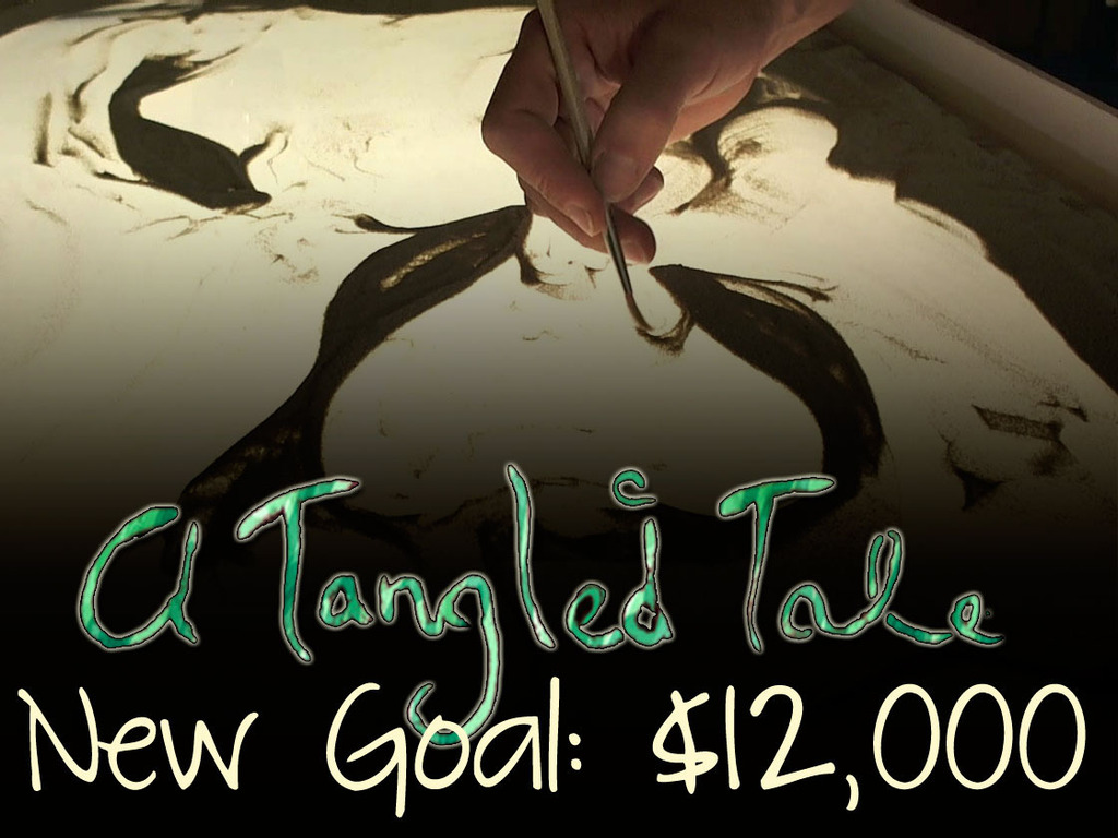 A Tangled Tale - a short sand animation's video poster