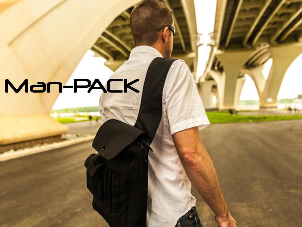 """Man-PACK """"Classic 2.0""""'s video poster"""