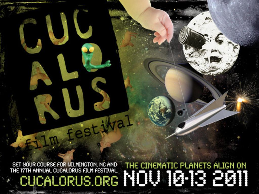Cucalorus 17's video poster