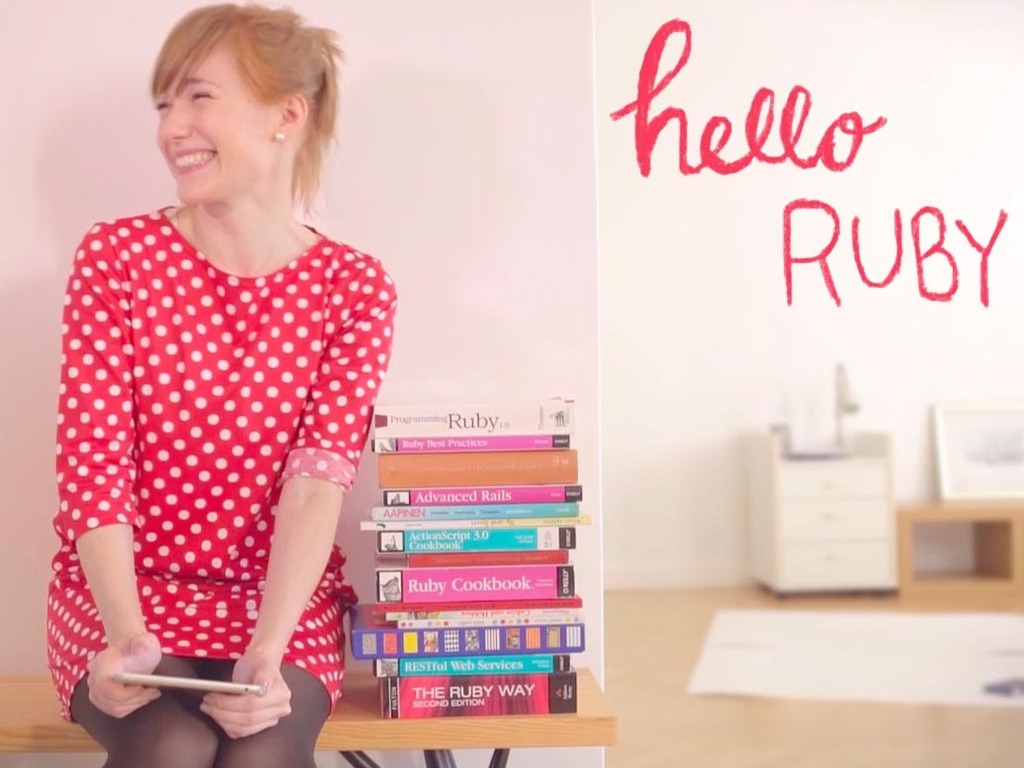 Hello Ruby's video poster