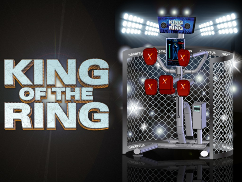 King of the Ring: Punch your way to the top's video poster