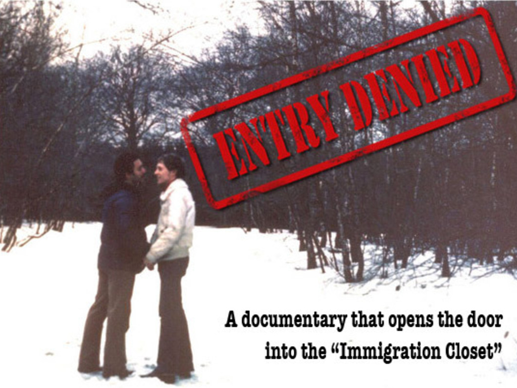 Entry Denied - a documentary film by Machu Latorre's video poster