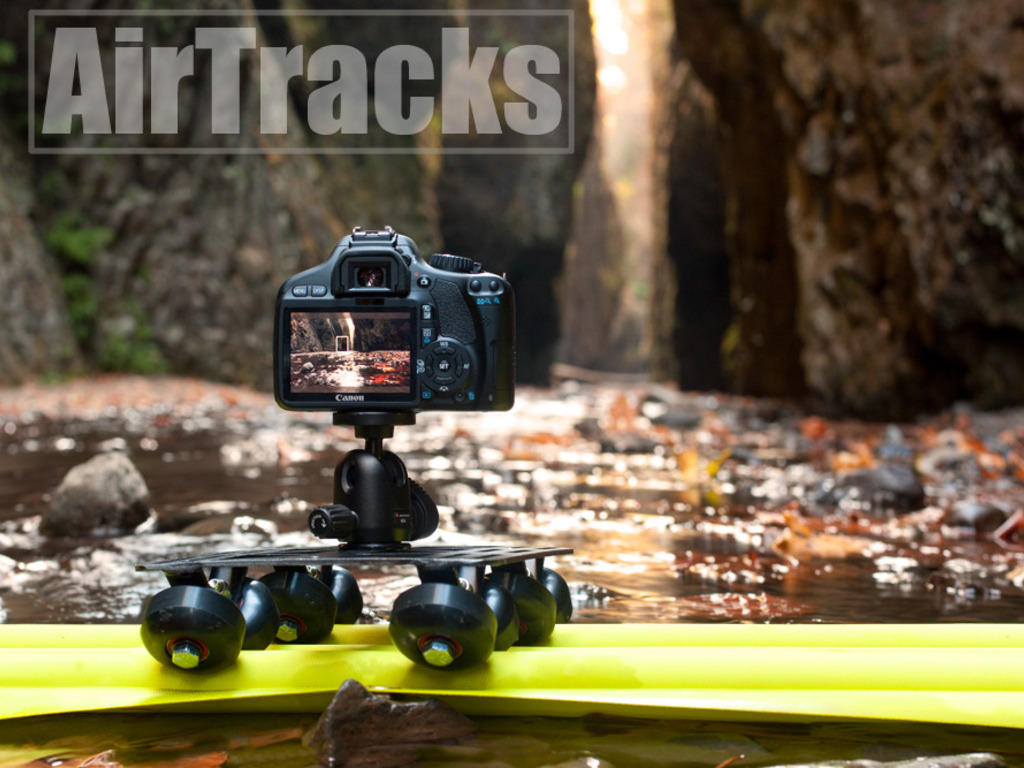 AirTracks: Inflatable All-Terrain Camera Slider's video poster
