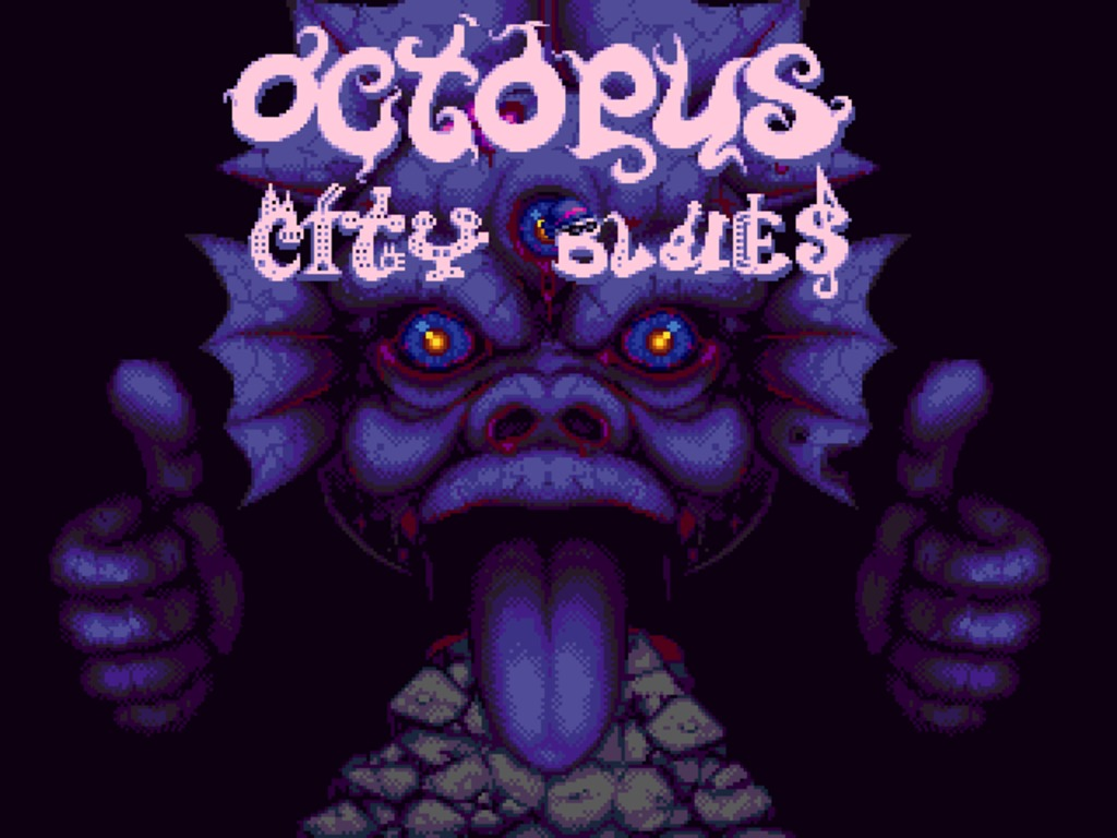 Octopus City Blues's video poster
