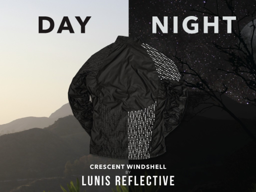 LUNIS: Redefining Reflective Outerwear for Urban Cyclists's video poster