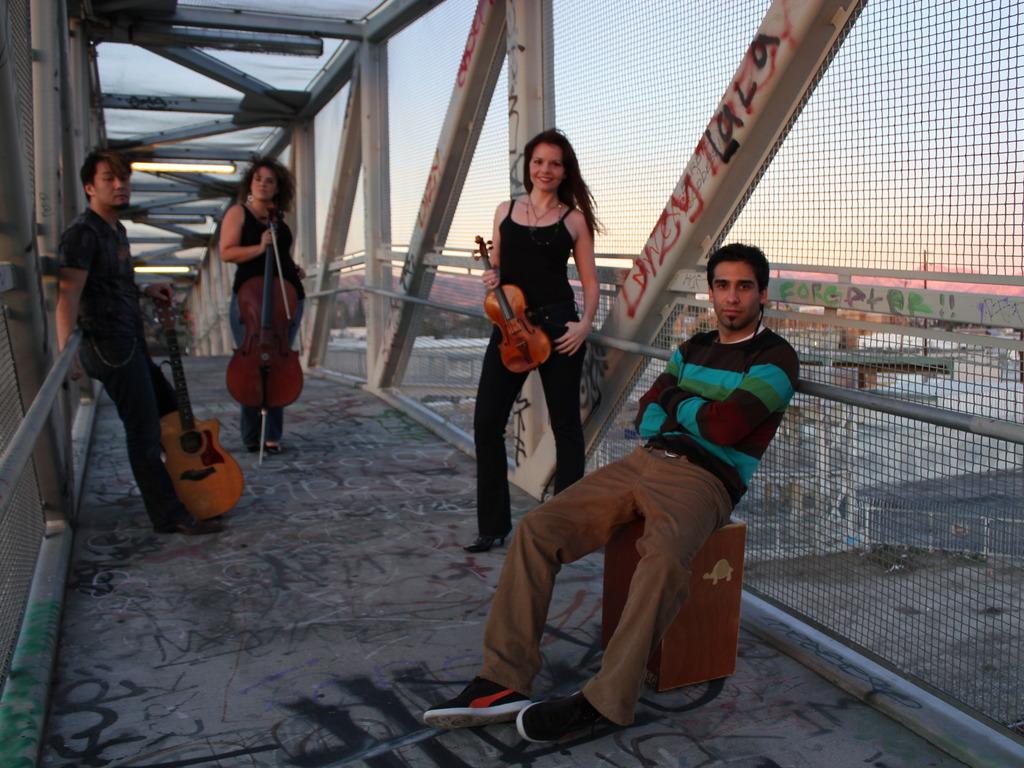 Quattro - Album Recording's video poster