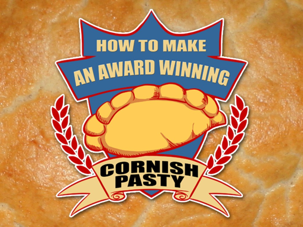 How To Make An Award Winning Cornish Pasty's video poster