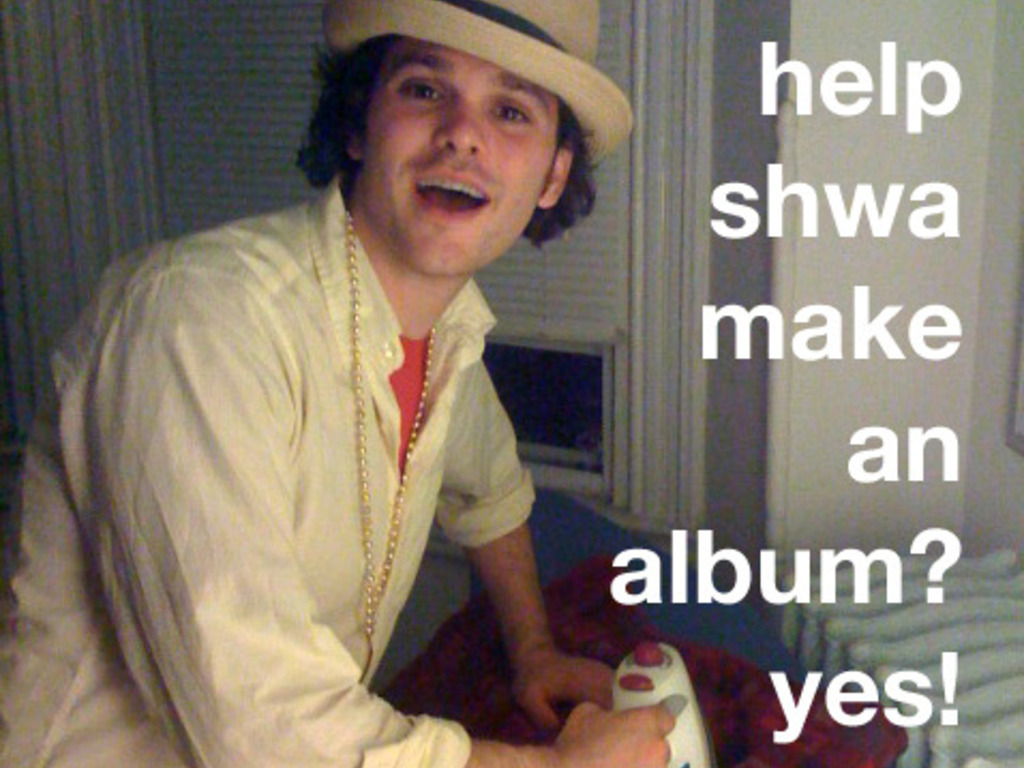 Help Shwa Make A Record? Yes!'s video poster