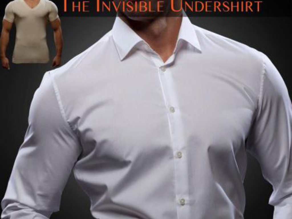The Invisible Undershirt's video poster